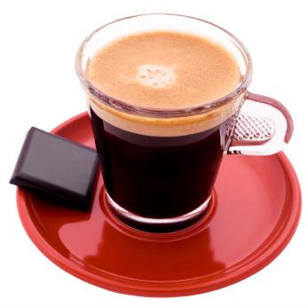 Bra instant kaffe liknar färskt bryggkaffe till färg och smak