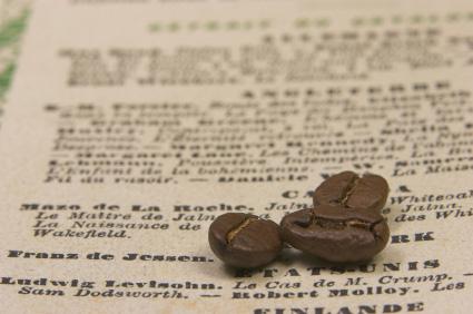 Kaffet har en tusenårig historia