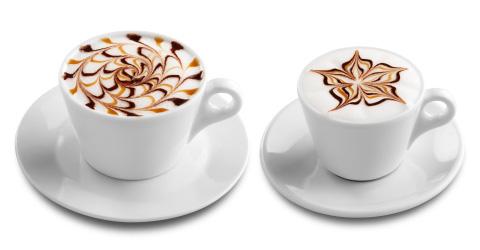 Italienska Lavazza Kaffe är världldsmästare på espresso